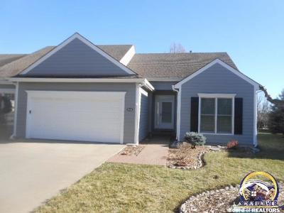 Lawrence Single Family Home For Sale: 5924 Longleaf Cir