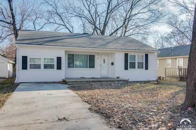 Lawrence Single Family Home For Sale: 1712 Tennessee Street