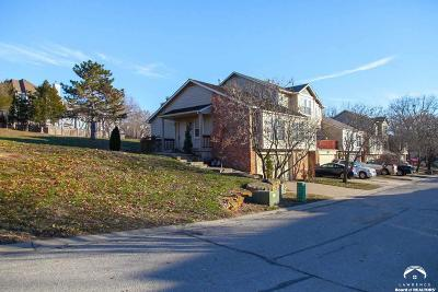 Lawrence Single Family Home For Sale: 1400 Anthony Michael Dr