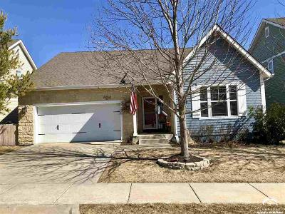 Lawrence Single Family Home For Sale: 404 N Olivia Ave