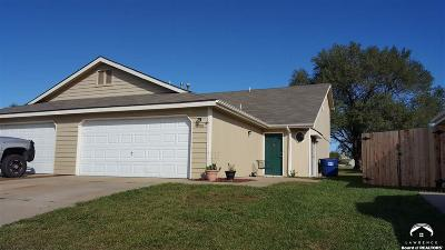 Lawrence Multi Family Home Under Contract: 3928-3930 Overland Dr