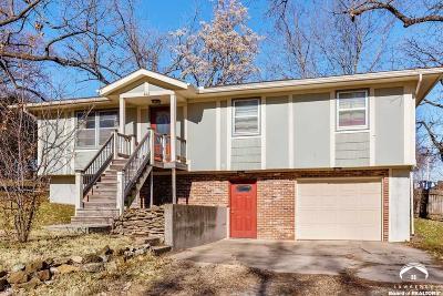 Eudora Single Family Home Under Contract: 402 E 6th St