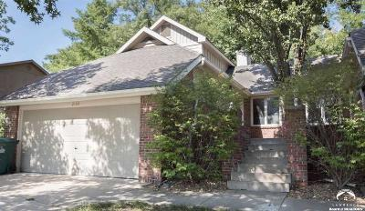 Lawrence Single Family Home For Sale: 2104 W Crossgate Dr
