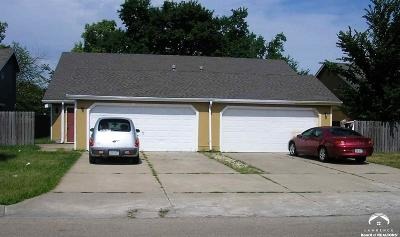 Lawrence Multi Family Home For Sale: 513-515 Eldridge St
