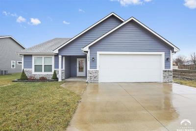 Eudora Single Family Home Under Contract: 1606 Maple Terr