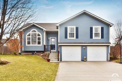 Eudora Single Family Home Under Contract/Taking Bu: 705 E 14th St