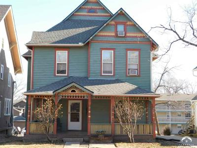 Lawrence Multi Family Home Under Contract: 1130 Tennessee