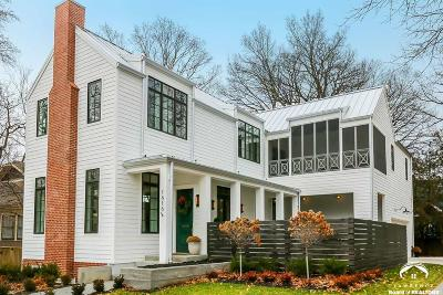 Lawrence Single Family Home Under Contract: 1616 Massachusetts