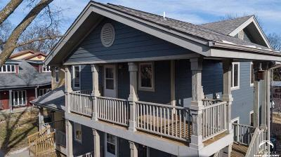 Lawrence Single Family Home Under Contract/Taking Bu: 1226 Delaware Unit #13