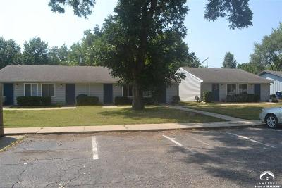 Lawrence Multi Family Home For Sale: 2501 Bremer Dr