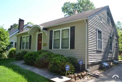 Lawrence Single Family Home For Sale: 2234 New Hampshire St