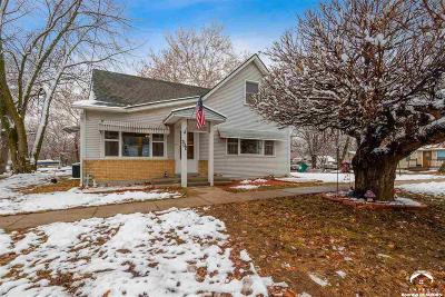 Oskaloosa Single Family Home For Sale: 302 Liberty Street