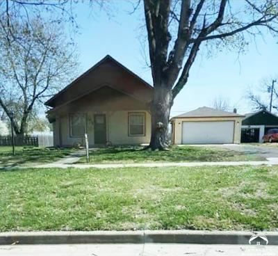 Ottawa Single Family Home For Sale: 513 Cherry