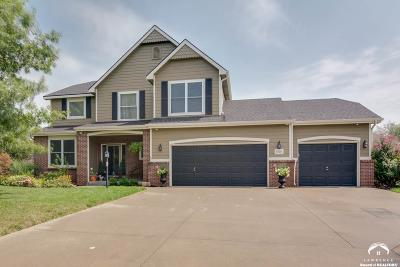 Lawrence Single Family Home For Sale: 1616 Cog Hill Court