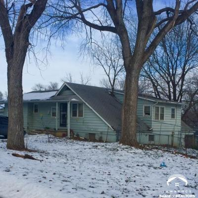 Eudora Single Family Home For Sale: 1014 Pine