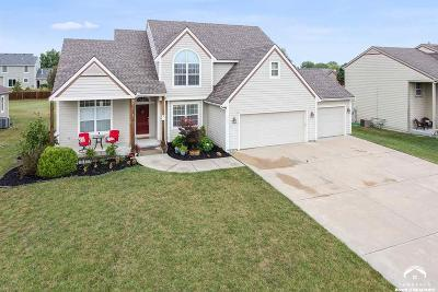 Eudora Single Family Home For Sale: 2309 Country Circle