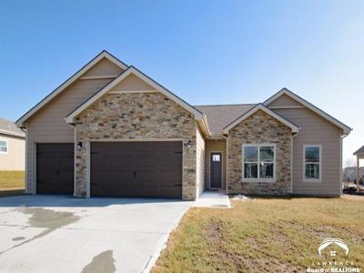 Eudora Single Family Home Under Contract: 2706 S Fir Terrace