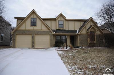 Lawrence KS Single Family Home For Sale: $283,500