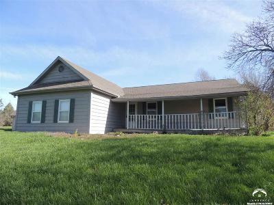 Eudora Single Family Home For Sale: 1208 E 2100