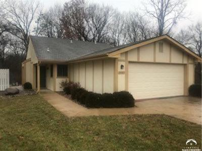 Lawrence KS Single Family Home For Sale: $149,900