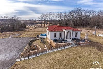Ozawkie Single Family Home For Sale: 7397 K-92 Hwy