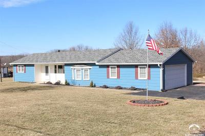 Tonganoxie Single Family Home For Sale: 1305 E 4th St.