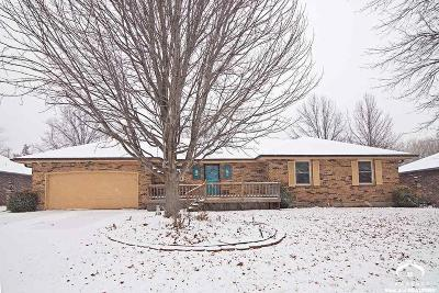 Single Family Home Under Contract: 3924 SW Colly Creek Dr.