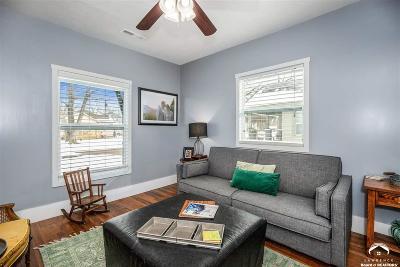 Ottawa Single Family Home Under Contract: 826 S Hickory Street