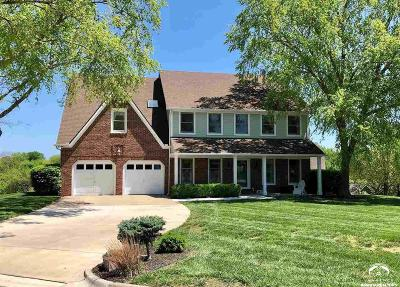 Lawrence Single Family Home For Sale: 4404 Turnberry Dr