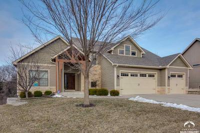 Lawrence Single Family Home Under Contract/Taking Bu: 1131 Brynwood Ct