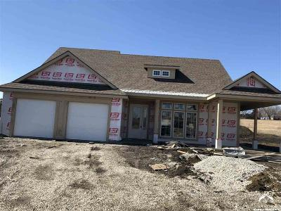 Baldwin City Single Family Home For Sale: 1205 Long Creek Court