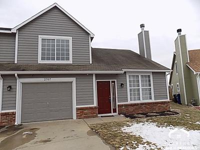 Lawrence Single Family Home Under Contract: 2707 Harrison Pl