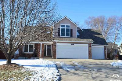 Lawrence Single Family Home Under Contract: 1017 Summerfield Way