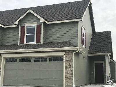Lawrence Single Family Home For Sale: 3168 Yankee Tank Lane