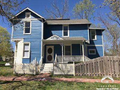 Lawrence Single Family Home For Sale: 746 Ohio