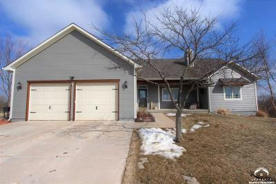 Lawrence Single Family Home For Sale: 17650 262nd Street