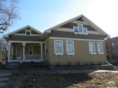 Eudora Single Family Home For Sale: 11 E 7th Street