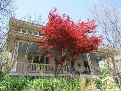 Lawrence Single Family Home For Sale: 1109 Ohio