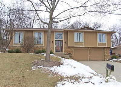 Lawrence Single Family Home For Sale: 3129 Ranger Dr