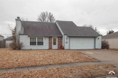 Lawrence Single Family Home Under Contract: 1017 E 25th Ter
