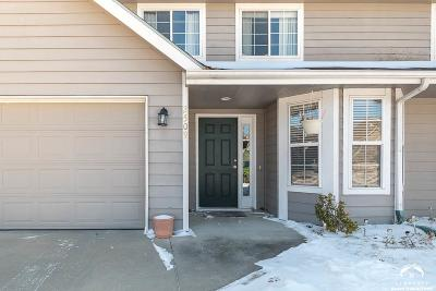 Lawrence Single Family Home Under Contract: 2509 E 27th Terr