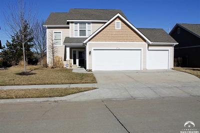 Lawrence Single Family Home Under Contract/Taking Bu: 3716 Dandy Dr