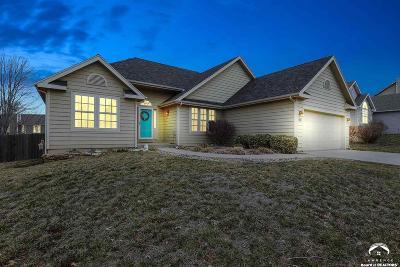 Eudora Single Family Home Under Contract/Taking Bu: 810 E 13th