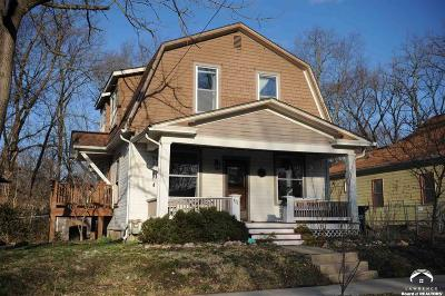 Lawrence Single Family Home For Sale: 423 Mississippi Street