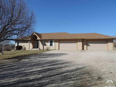 Baldwin City Single Family Home For Sale: 310 State Lake Road
