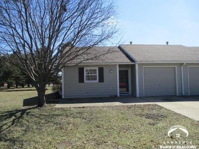 Lawrence KS Single Family Home For Sale: $98,900