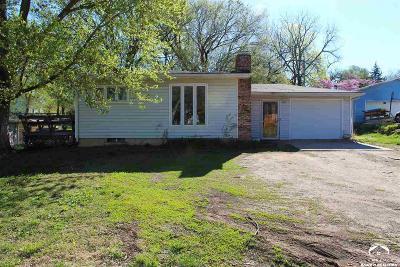 Oskaloosa Single Family Home For Sale: 807 Union Street