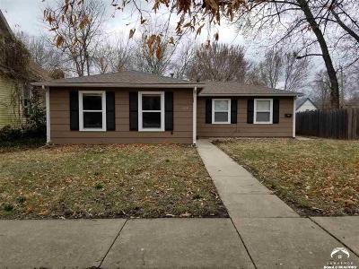 Lawrence KS Multi Family Home For Sale: $168,900