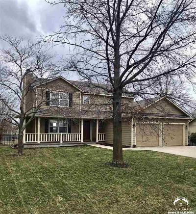 Eudora Single Family Home Under Contract: 1609 Elm Street
