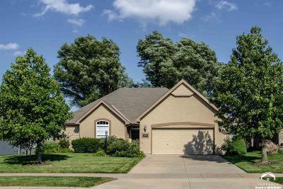 Lawrence KS Single Family Home For Sale: $238,000